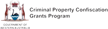 Criminal Property Confiscation Grants Program